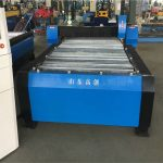 china 100a plasma cutting cnc machine ໂລຫະແຜ່ນ 10mm