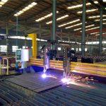 gantry cnc plasma cutting machine ເຄື່ອງຕັດໄຟສາຍເຫລັກ