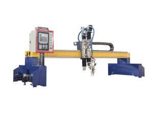 gantry ປະເພດ cnc plasma flame cutting machine ການກໍ່ສ້າງເດີ່ນເຮືອ