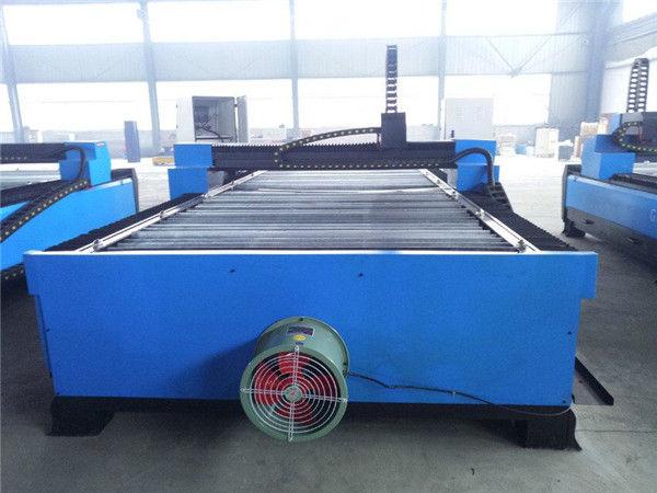 ເຄື່ອງໃຊ້ ສຳ ລັບເຄື່ອງຈັກເຮັດໂລຫະປະເພດເຫຼັກອ່ອນໆ gantry cnc plasma cutting machine