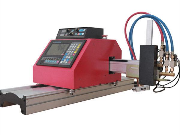 ໂປແກມຕັດທໍ່ເຫຼັກຂະ ໜາດ ຫລ່ຽມ Multifunctional Square CNC FlamePlasma Cutting Machine ມີຄຸນນະພາບສູງ