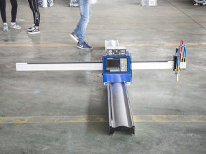 New technology micro START CNC metal cutter / portable cnc plasma cutting machine