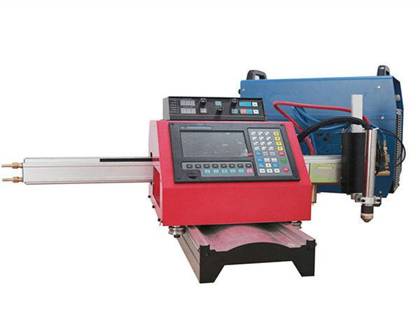 ເຄື່ອງຕັດ Plasma Oxygen Acetylene CNC ກັບສາຍໄຟ Torch 220V 110V
