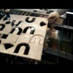 china high precision 1530 100A automatic metal cnc plasma cutting machine