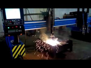 cnc plasma cutting machine factory price