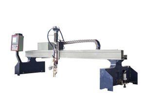 ປະສິດທິພາບສູງ gantry cnc plasma cutting machinecnc flame cutting machine