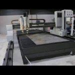 ເຄື່ອງຈັກຂຸມແທ້ຈິງ cnc plasma cuttingmachine china