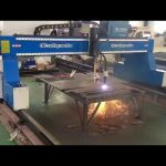 portable cnc gantry crane plasma flame cutting tshuab plasma cutter